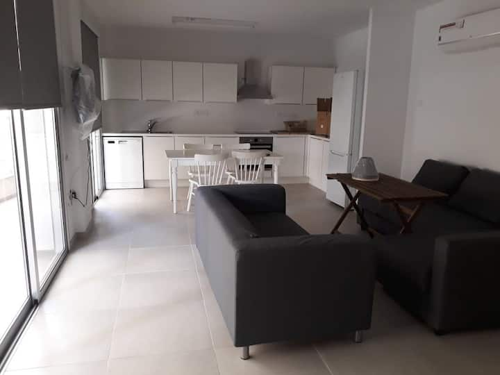 Modern Fully-furnished Apartment