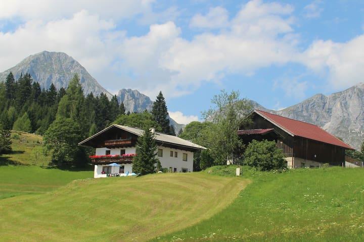 Schöne FeWo in toller Bergwelt