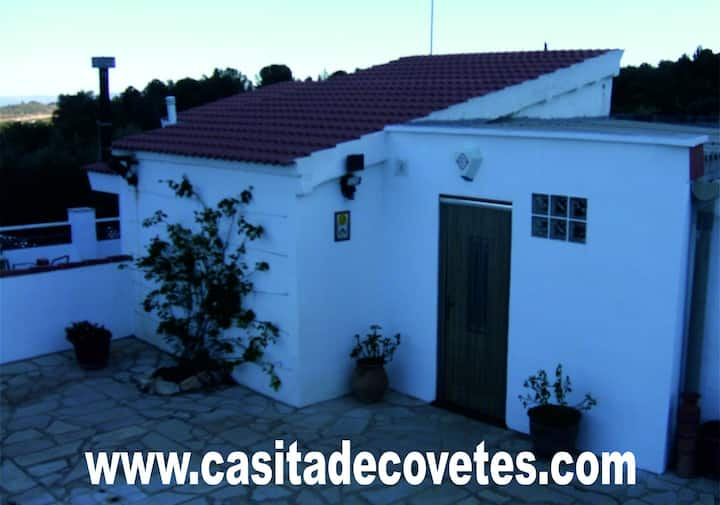 Casita de Covetes Holiday Cottage