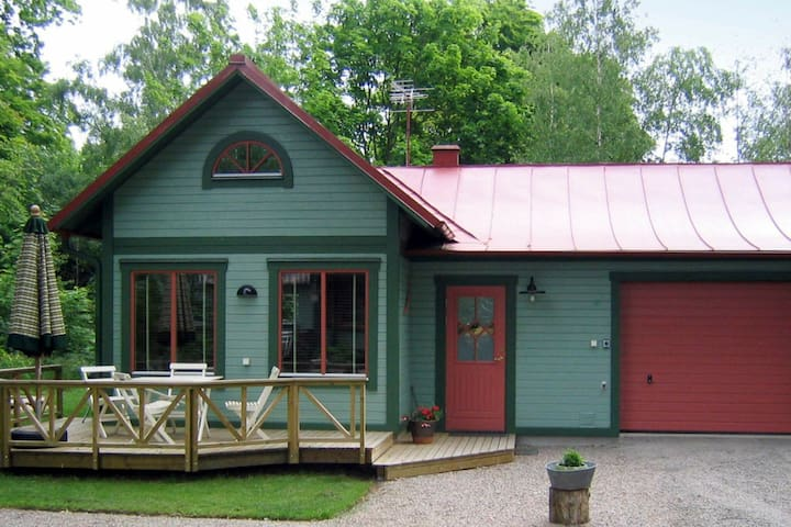 4 person holiday home in Ronneby