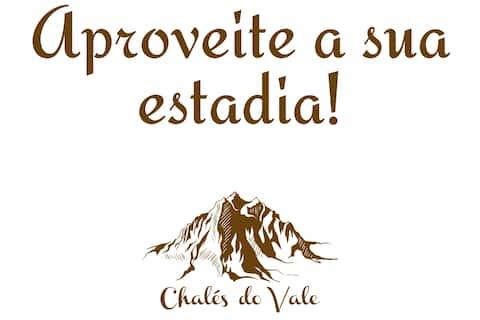 Charmoso Chalé do Vale no coração de Gramado, RS.