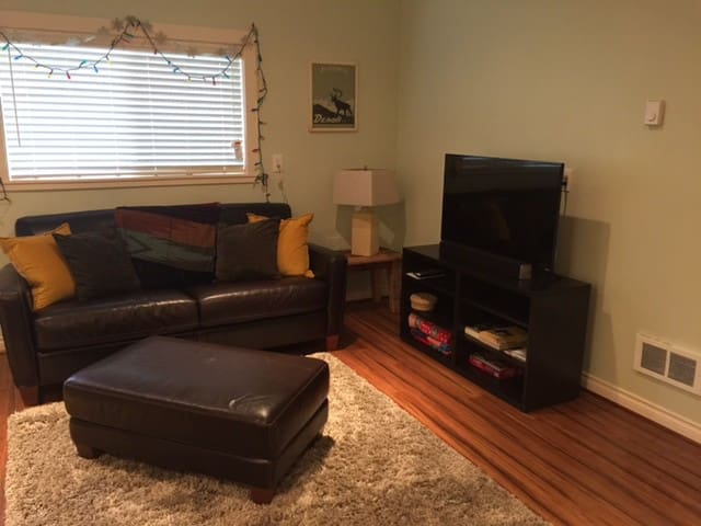 1 bedroom private apartment - College Place