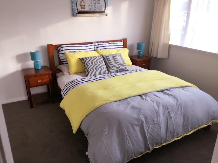 Comfort in Central Rotorua -A