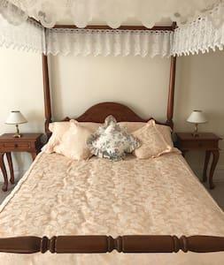 Queen Anne room- Stanley Guest House - Stanley - Penzion (B&B)