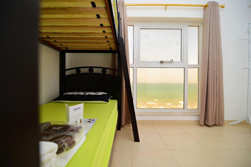 High quality INTERCOIL mattress for healthy sleep.