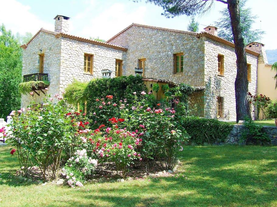 Louer Une Villa A Sospel
