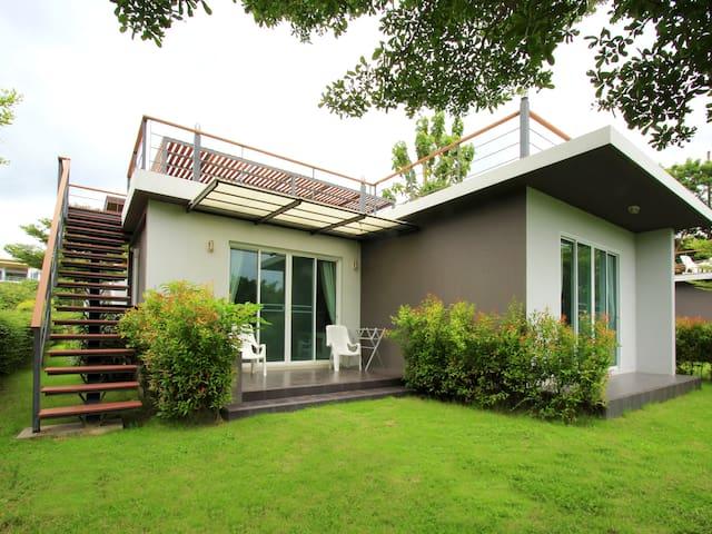 Sea Space Villa, Seaview 2-Bedroom Villa ( B2 )