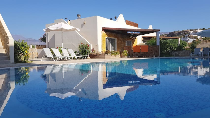"""Be Eleven Villa"" Your new Cretan holiday home."