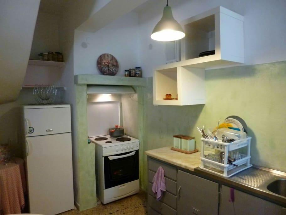 Η κουζινα απο αλλη οψη /the kitchen