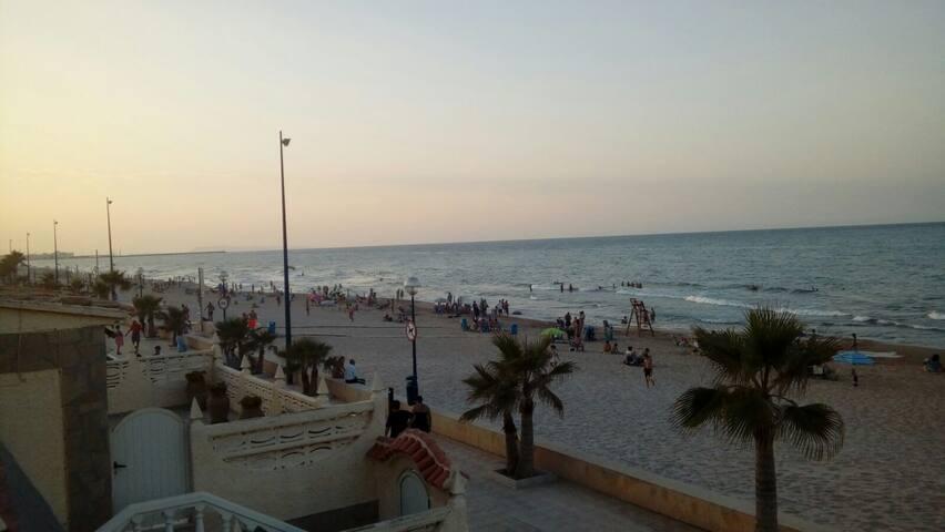 Bungalow en Playa de Miramar