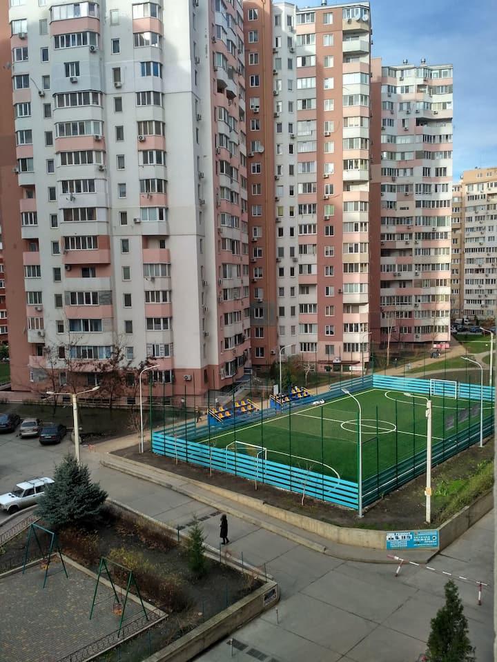 Апартаменты Радужный.