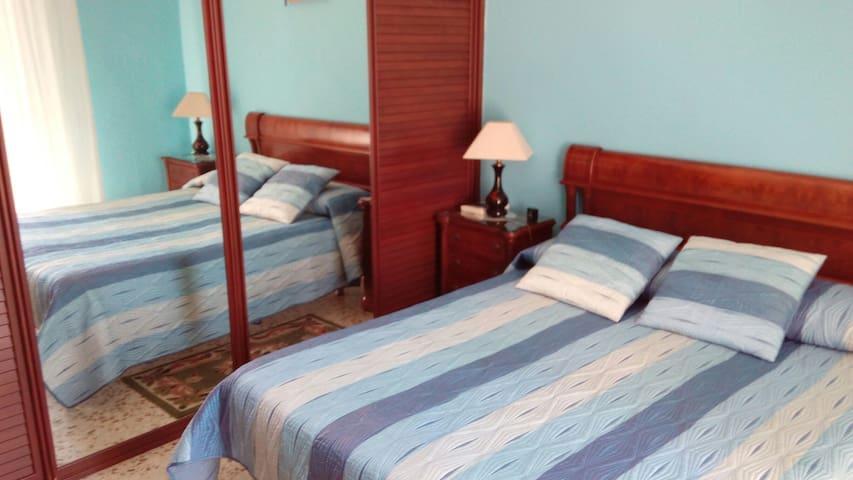 Dormitorio en casa de pueblo - Valencina de la Concepción - Haus