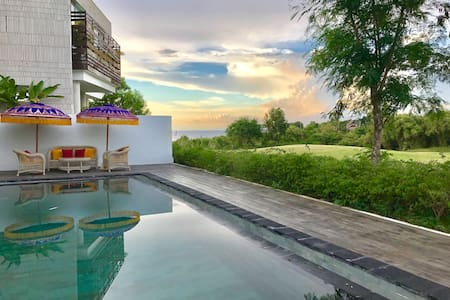 New Kuta Golf Villa