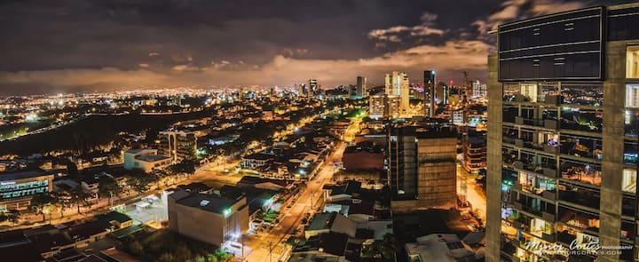 Luxery Studio Apartament  19th Floor Costa Rica