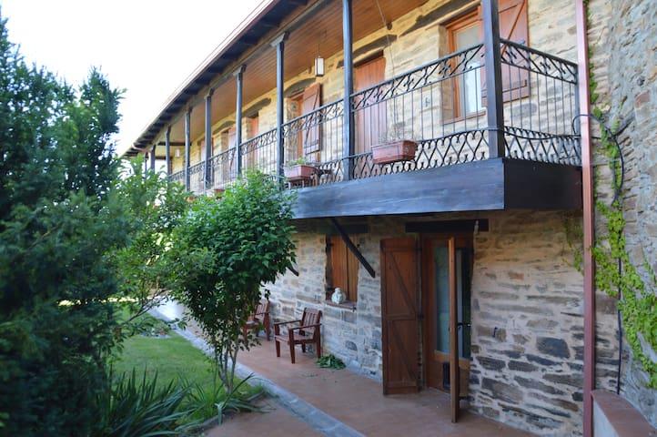 Bonita casa de pueblo en San Pedro de Olleros - San Pedro de Olleros - Ev