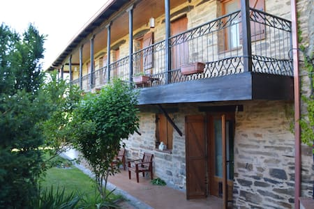 Bonita casa de pueblo en San Pedro de Olleros