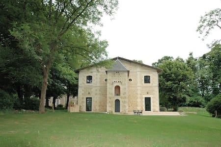 Gîte de charme à  15mn de Bordeaux Autonomie 100%