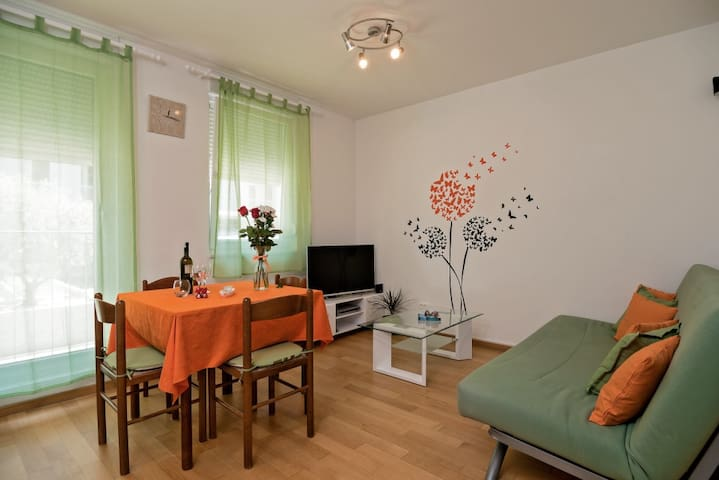 Sweet & cosy apartment near the city center