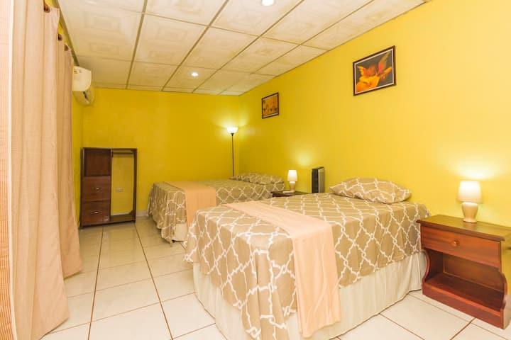Macondo, located in the heart of Managua.