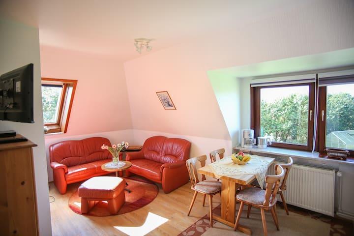 Haus Deblitz - Wohnung 2: Meeresbrise 37m2 - Tümlauer-Koog - Huoneisto