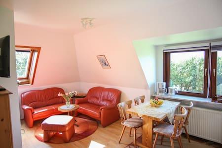 Haus Deblitz - Wohnung 2: Meeresbrise 37m2 - Tümlauer-Koog - 公寓