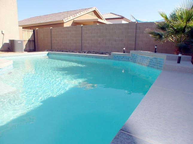 Phoenix Home with Heated Pool