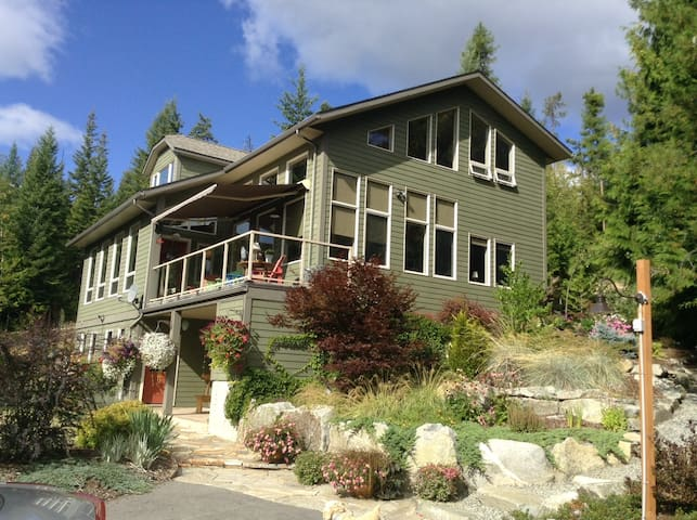 Mountainview Suite - Central Kootenay F - House