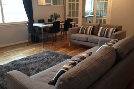 Two Bedroom Serviced Apartment (2) - East Kilbride