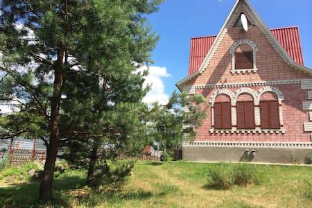 Дом на берегу реки - хутор Новая Гребля - Casa