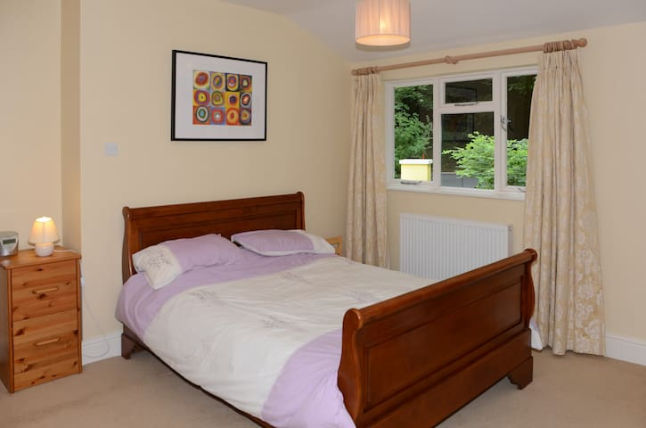 Fabulous room in stunning Aberaeron - Aberaeron - House