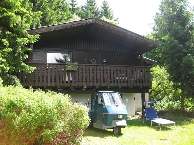 nordischer Charme in der Rhön - Hilders - Hus