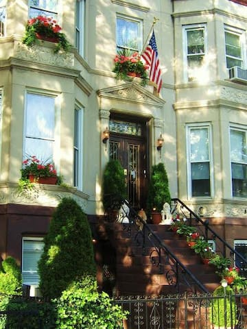 N.Y.C. Brooklyn Brownstone - Brooklyn - Haus