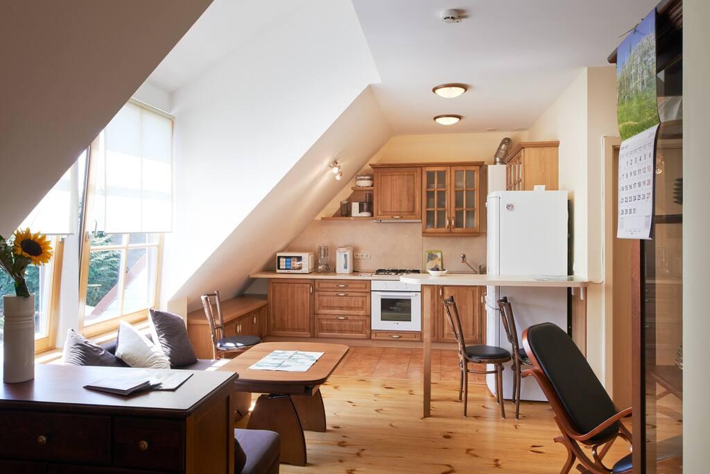 Общий вид на квартиру