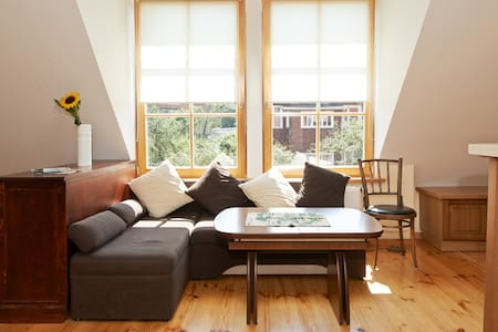 Апартаменты с камином у озера - Trakai - Apartment