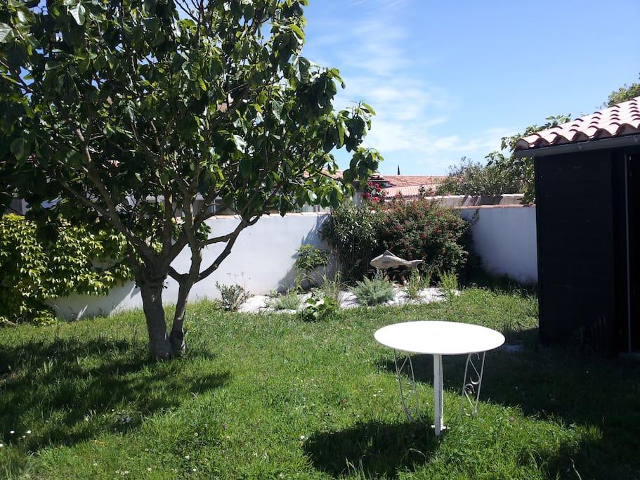 Un jardin pour apprécier les beaux jours