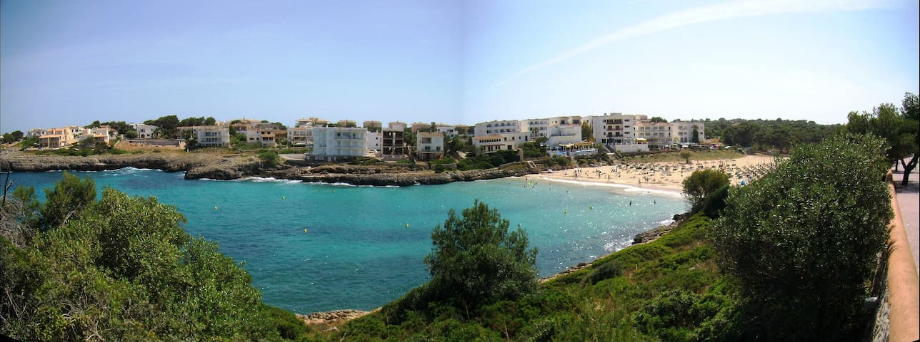 Apartamento en 1ª linea al Mar