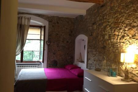 Romanticissimo bilocale in borgo  - Arcola - Apartament