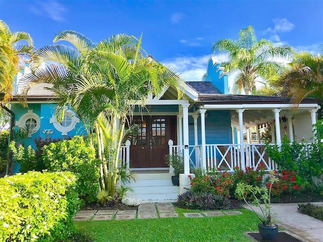 Two ensuite bedroom Villa in gated Bajan Paradise