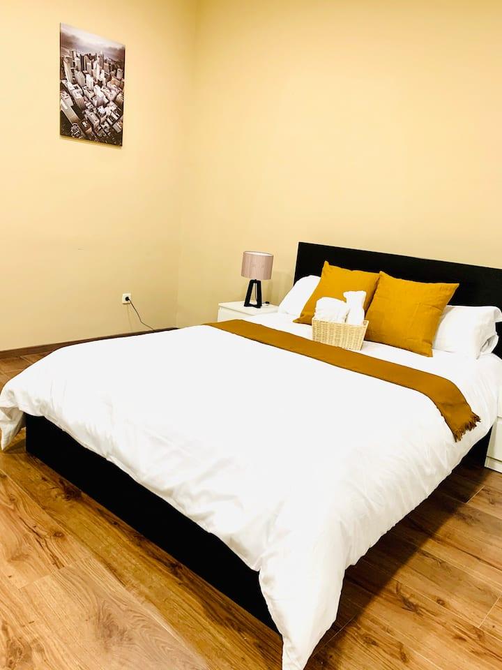 Preciosa habitación en el centro de Madrid