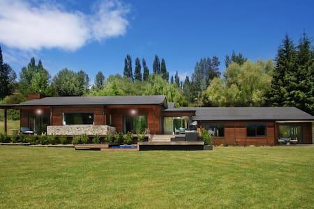Luxury Dalefield  Lodge - Dalefield - Maison