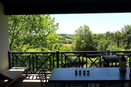 Villa spacieuse, au calme entre terre et mer - Saint-Pierre-d'Irube - 別荘