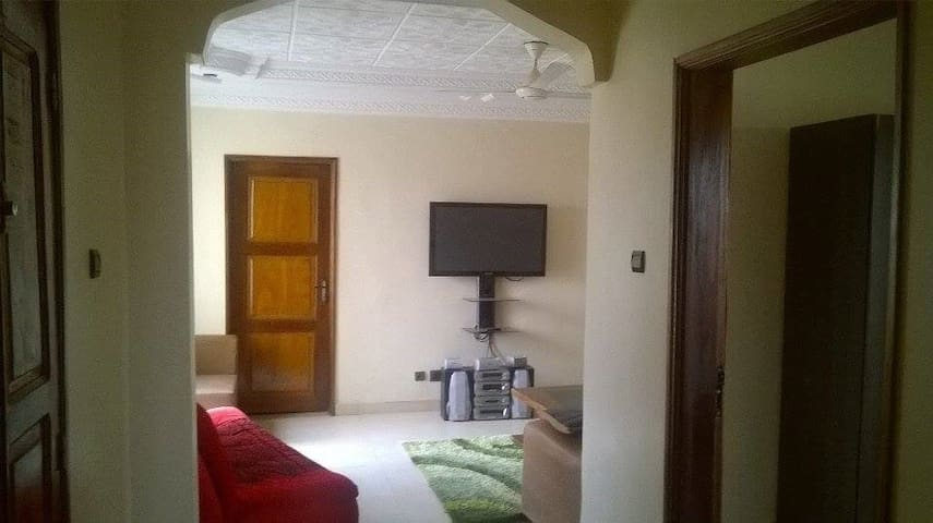 Two-bedroom apartment in Zac-Mbao Dakar - Dakar - Huoneisto