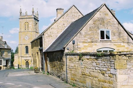 Blockley centre cosy warm romantic cottage for 2 - Moreton in Marsh