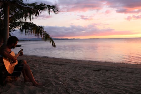 Eco-property on the beach in Fiji  - Tavua