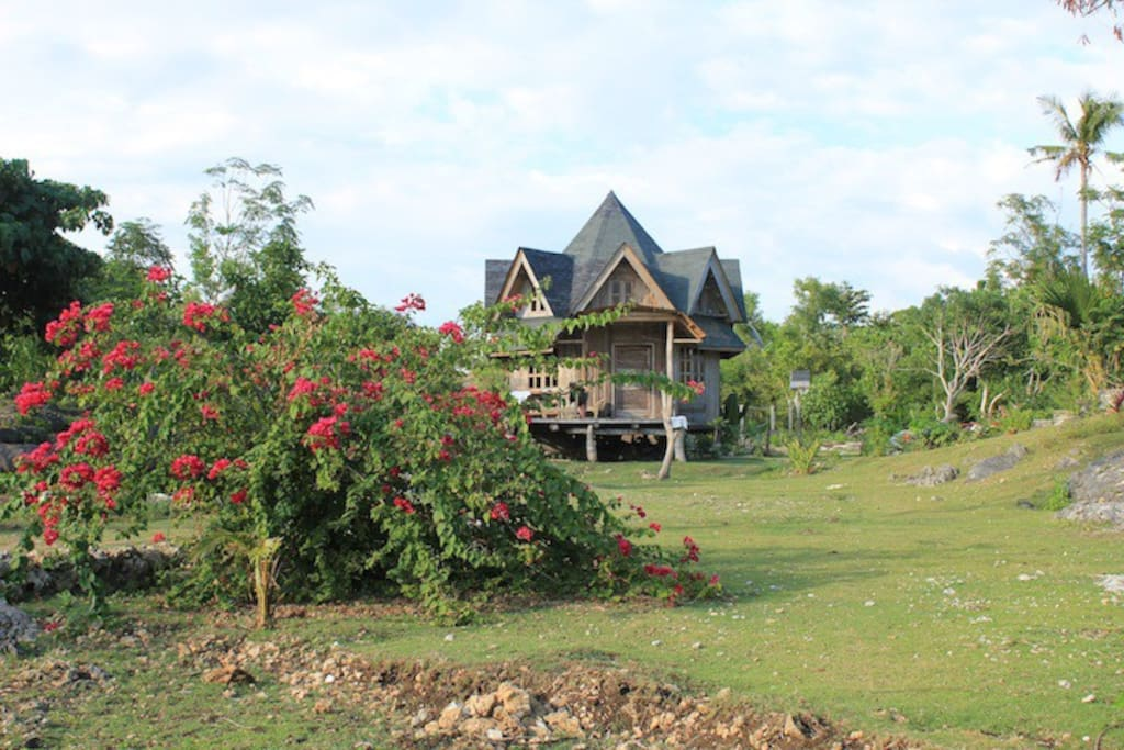Main cottage.