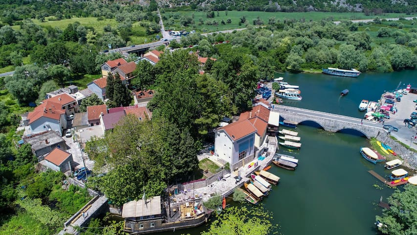 place is located in the National Park Skadar Lake