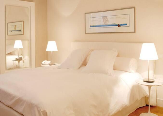 La Bandiera - Vaniglia Room - Civitella Casanova - Bed & Breakfast