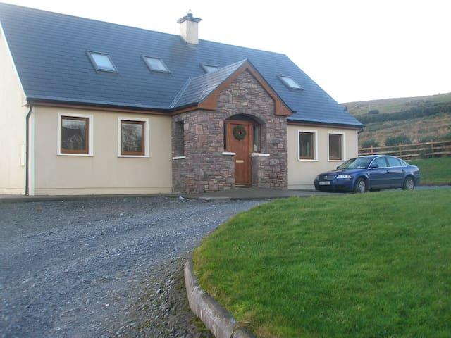 Doorway to the Ring of Kerry - Ballyfinnane - House