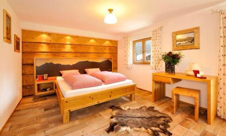 skiing/hiking in front of the door - Mittelberg - Bed & Breakfast