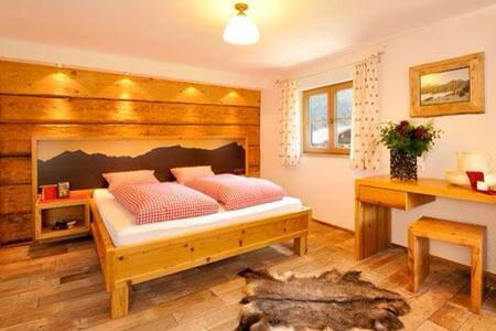 skiing/hiking in front of the door - Mittelberg - Bed & Breakfast